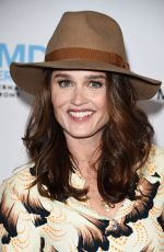 ROBIN TUNNEY at Disney/ABC International Upfronts in Burbank 05/20/2018