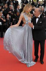 ROMEE STRIJD at Everybody Knows Premiere and Opening Ceremony at 2018 Cannes Film Festival 05/08/2018