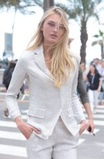 ROMEE STRIJD Out at 71st Annual Cannes Film Festival 05/08/2018