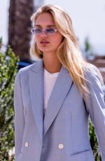 ROMEE STRIJD Out on Croisette in Cannes 05/07/2018