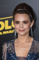 ROSANNA PANSINO at Solo: A Star Wars Story Premiere in Los Angeles 05/10/2018