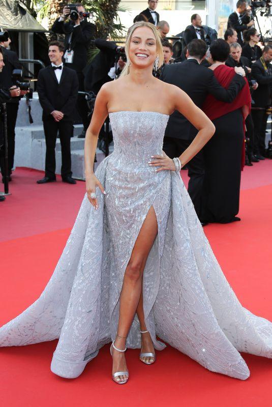 ROSE BERTRAM at Capharnaum Premiere at 2018 Cannes Film Festival 05/17/2018