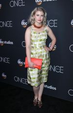 ROSE REYNOLDS at Once Upon A Time Finale Event in Los Angeles 05/08/2018