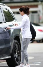 ROSELYN SANCHEZ Out and About in Los Angeles 05/25/2018