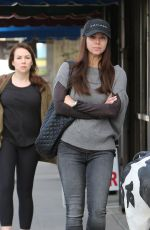 ROSELYN SANCHEZ Out for Breakfast in Studio City 05/10/2018