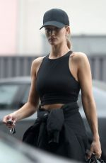 ROSIE HUNTINGTON-WHITELEY Leaves Body by Simone in West Hollywood 05/24/2018