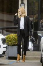 ROSIE HUNTINGTON-WHITELEY Leaves Ramirez Tran Salon in Beverly Hills 05/24/2018