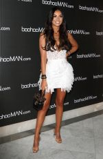 RUBY MAE at Boohoo Man by Dele Event in London 05/10/2018