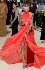 RUBY ROSE at MET Gala 2018 in New York 05/07/2018