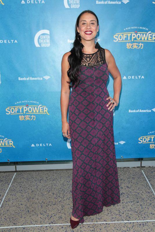 SABINA ZUNIGA at Soft Power Premiere in Los Angeles 05/16/2018