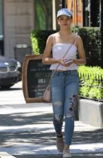 SADIE STANLEY Out and About in Vancouver 05/27/2018