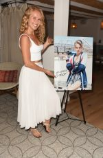 SAILOR BRINKLEY COOK Celebrates Her Cover of Avenue Magazine in New York 05/26/2018