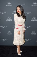 SALMA HAYEK at Kering Women in Motion Photocall at Cannes Film Festival 05/13/2018