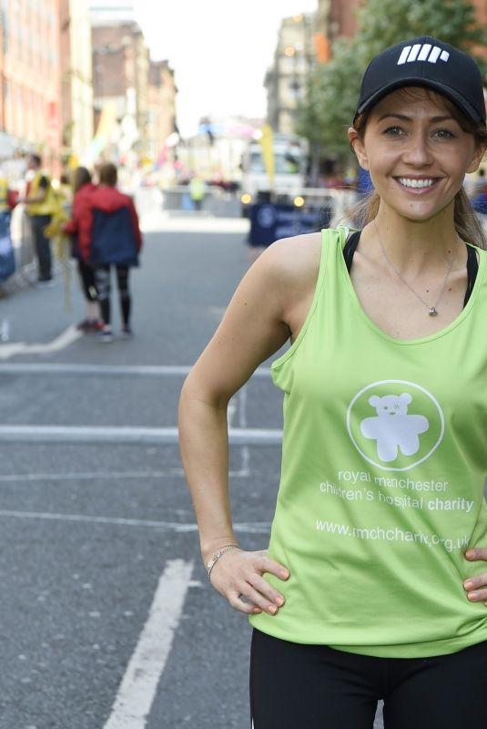 SAMIA GHADIE at Simplyhealth Great Manchester 10K Run 05/20/2018
