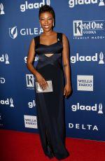 SAMIRA WILEY at 2018 Glaad Media Awards in New York 05/05/2018