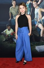 SAMMI HANRATTY at Shameless FYC Screening in Hollywood 05/24/2018