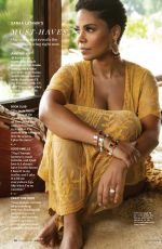 SANAA LATHAN in Health Magazine, June 2018 Issue