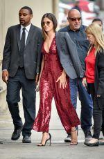 SANDRA BULLOCK at Jimmy Kimmel Live in Hollywood 05/30/2018