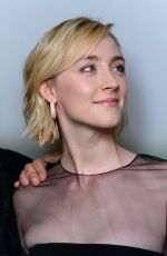 SAOIRSE RONAN at On Chesil Beach Special Screening in London 05/08/2018