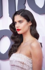SARA SAMPAIO at Fashion for Relief at 2018 Cannes Film Festival 05/13/2018
