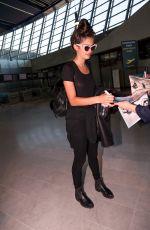 SARA SAMPAIO at Nice Airport 05/18/2018