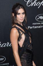 SARA SAMPAIO at Secret Chopard Party at 71st Cannes Film Festival 05/11/2018