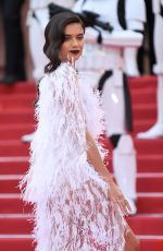 SARA SAMPAIO at Solo: A Star Wars Story Premiere at Cannes Film Festival 05/15/2018