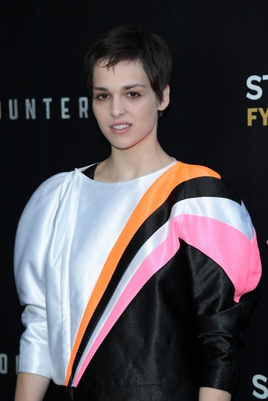 SARA SERRAIOCCO at Counterpart and Howard's End FYC Event in Los Angeles 05/23/2018
