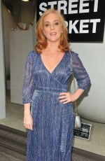 SARAH-JANE MEE at Hello! Magazine x Dover Street Market 30th Anniversary Party in London 05/09/2018