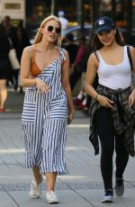 SARAH JEFFERY Out and About in Vancouver 05/27/2018