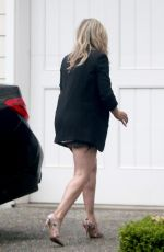 SARAH MICHELLE GELLAR Out and About in Los Angeles 05/11/2018