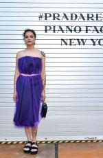 SASHA LANE at Prada Resort: 2019 Show in New York 05/04/2018
