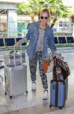 SASHA LUSS Arrives at Nice Airport 05/08/2018