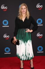 SASHA PIETERSE at Disney/ABC Upfront Presentation in New York 05/15/2018
