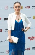 SAVANNAH BAKER at Bromley Boys Premiere in London 05/24/2018