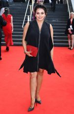 SCARLETT MOFFATT at Bafta TV Awards in London 05/13/2018