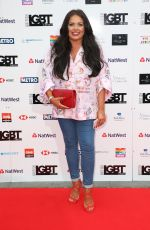 SCARLETT MOFFATT at LGBT Awards 2018 in London 05/11/2018