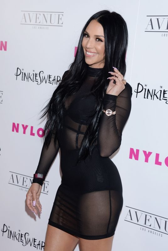 SCHEANA MARIE at Nylon Young Hollywood Party in Hollywood 05/22/2018