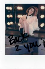 SELENA GOMEZ for Back To You Promos, 2018