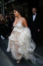 SELENA GOMEZ Heading to MET Gala 2018 in New York 05/07/2018