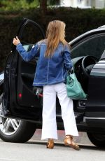 SELMA BLAIR Out and About in Studio City 05/26/2018