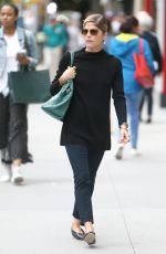 SELMA BLAIR Out in New York 05/05/2018