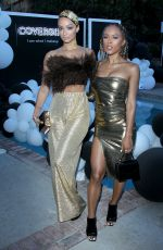 SERAYAH MCNEILL at Covergirl Fall Preview in Los Angeles 05/08/2018
