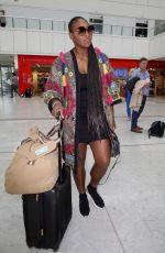 SERENA WILLIANS at Nice Airport 05/18/2018