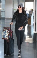SHAILENE WOODLEY at JFK Airport in New York 05/08/2018