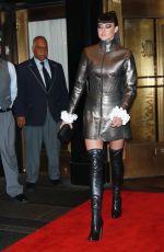 SHAILENE WOODLEY Heading to MET Gala 2018 in New York 05/07/2018