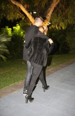SHAKIRA and Gerard Pique Our for Dinner in Barcelona 05/06/2018