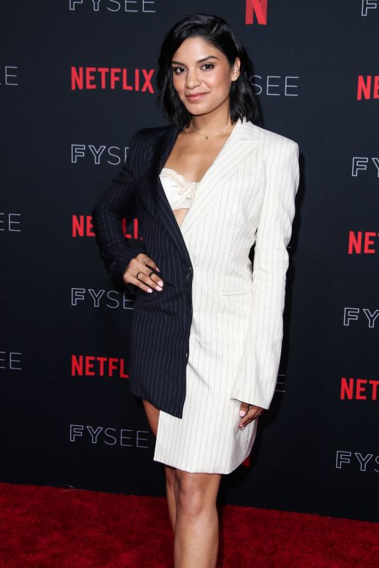 SHAKIRA BARRERA at Netflix FYSee Kick-off Event in Los Angeles 05/06/2018