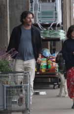 SHANNEN DOHERTY Out Shopping in Malibu 05/27/2018