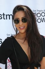 SHAY MITCHELL at Off the Menu x Postmates: Secret Burger Showdown in Beverly Hills 05/26/2018